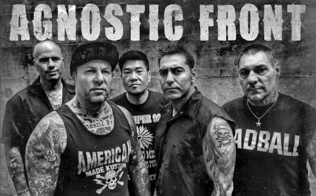 Agnostic Front two