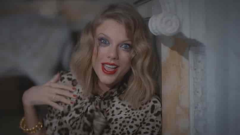Blank Space two