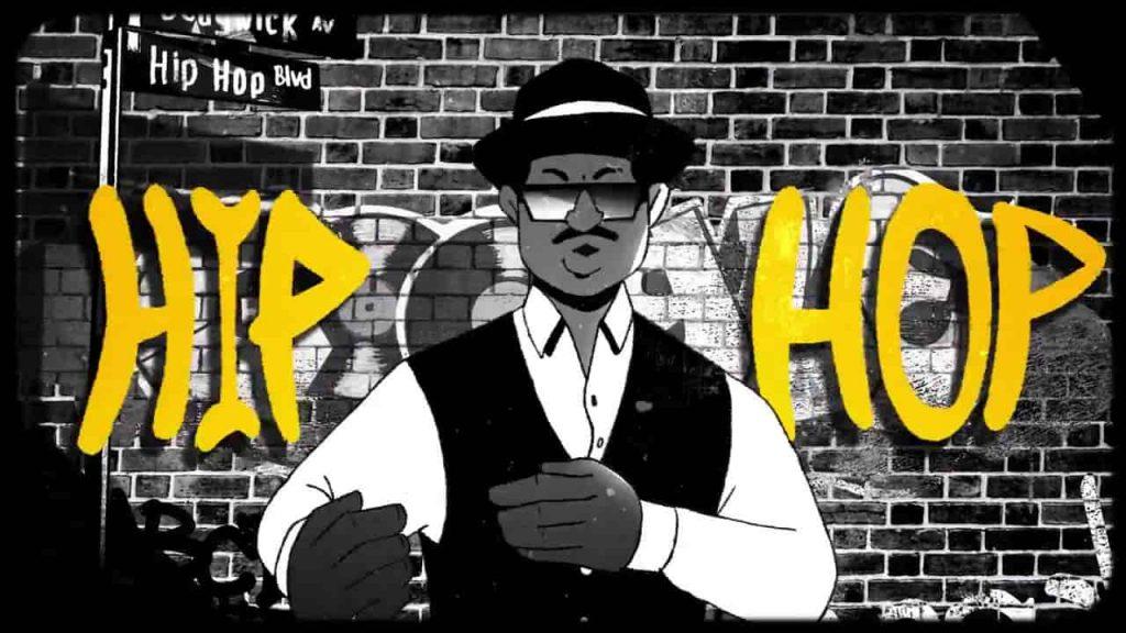 Hip Hop one