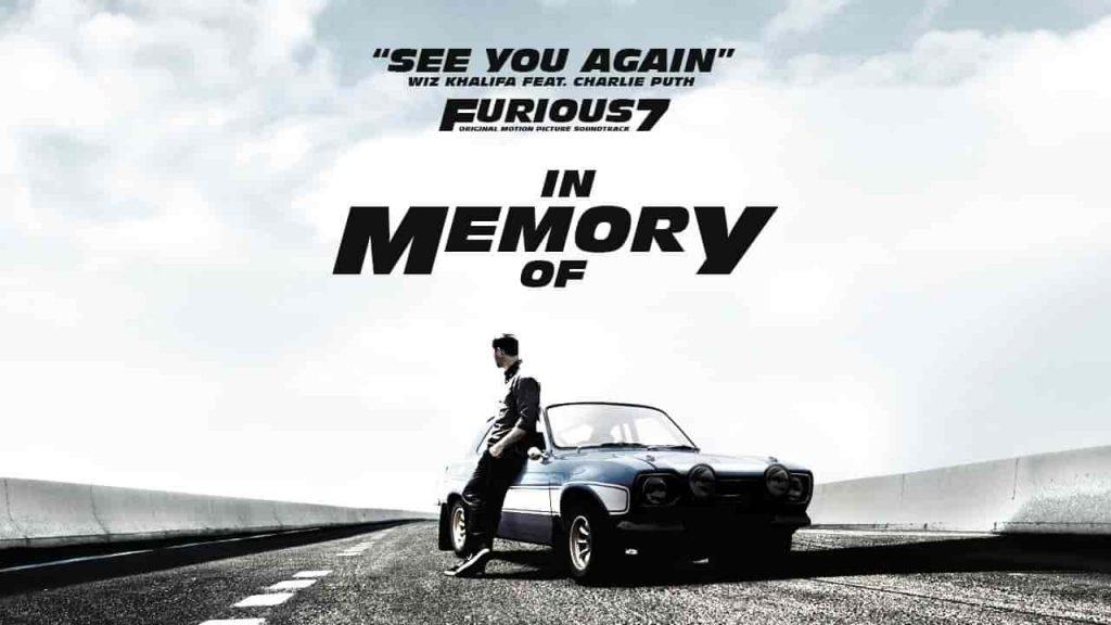 See You Again one